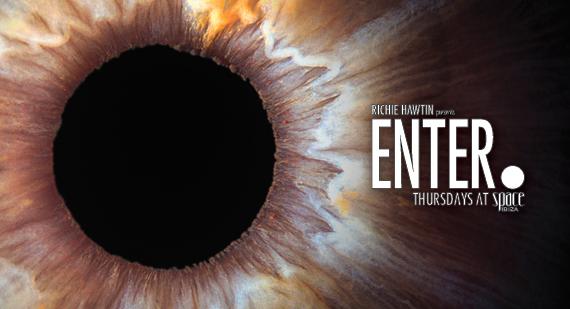 Liveset: Adam Beyer b2b Ida Engberg live @ ENTER.Sake, Week 3 (Space, Ibiza) – 16.07.2015