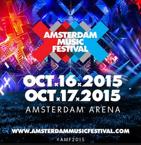 Nervo live @ Amsterdam Music Festival 2015 (ADE) – 16.10.2015
