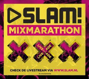 Oliver Heldens live @ Mix Marathon SLAM!FM (ADE 2015) 15.10.2015