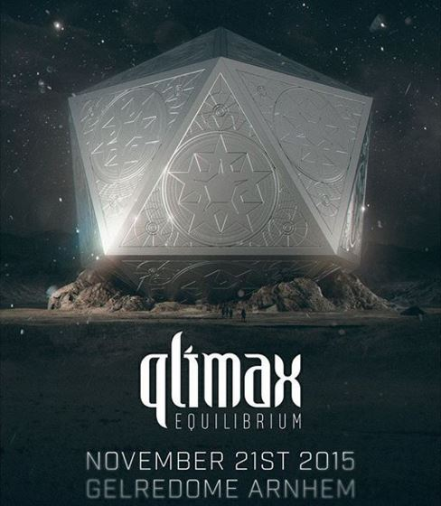 Deetox live @ Qlimax 2015 (Gelredome, Arnhem) - 21.11.2015