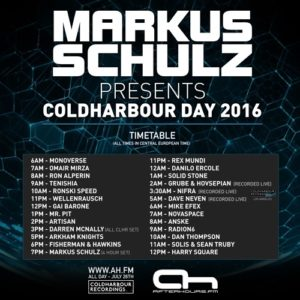 @ Coldharbour Day 2016