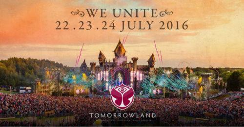 NERVO @ Tomorrowland 2016 (Boom, Belgium) – 24.07.2016