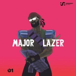 Major Lazer - Beats 1 Lazer Sound 050