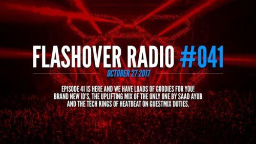 Flashover Radio #041 [Podcast] - October 27, 2017