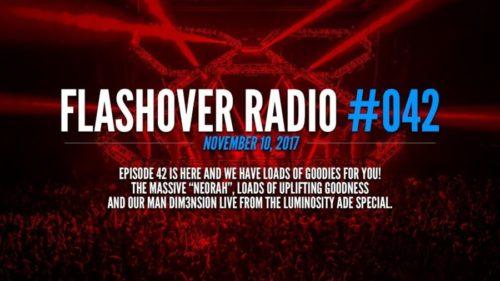 Flashover Radio #042 [Podcast] - November 10, 2017