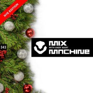 Mix Machine 343 (NYE Edition)