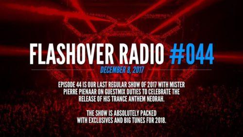 Flashover Radio #044 [Podcast] - December 8, 2017