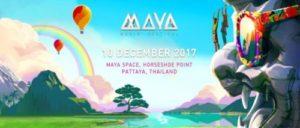 Dubvision - Live @ Maya Music Festival (Thailand) – 10.12.2017