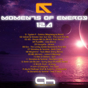 Moments Of Energy 124 [Best of 2017]