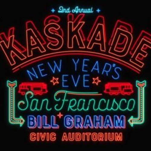 Late Night Alumni – Live @ Bill Graham Civic Auditorium NYE (USA) – 31.12.2017