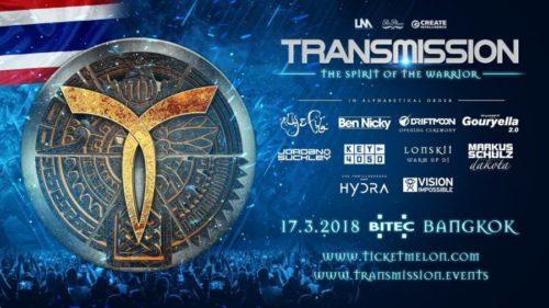 Aly & Fila – live @ Transmission (Bangkok, Thailand) – 17-MAR-2018