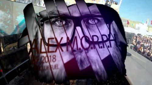 Alex M.O.R.P.H. | Luminosity Beach Festival 2018