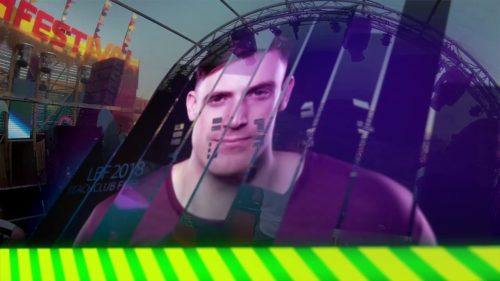 Bryan Kearney | Luminosity Beach Festival 2018