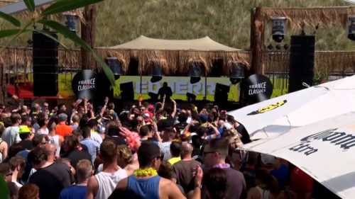 Red Jerry (Hooj Choons classics set) | Luminosity Beach Festival 2018