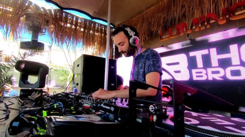 Thomas Bronzwaer (classics set) | Luminosity Beach Festival 2018