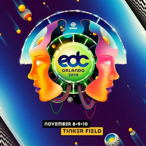 Steve Aoki - live @ EDC Orlando 2019 (Electric Daisy Carnival)