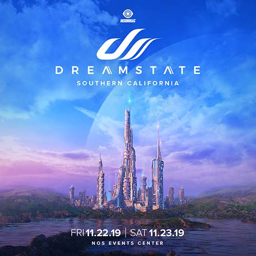 Dreamstate Socal 2019
