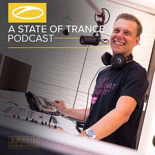 Armin van Buuren – A State of Trance  Podcast  537
