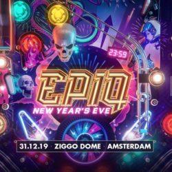 Psyko Punkz vs Frequencerz - live @ EPIQ New Years Eve 2019