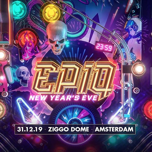 EPIQ New Years Eve 2019 – The Q-dance Hardstyle Top 10