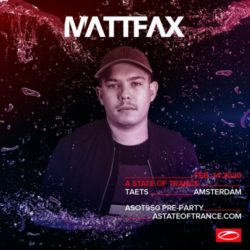 Mattfax live @ A State Of Trance 950 Pre-party (Amsterdam, NL) - 14-02-2020