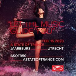 Simon Patterson live @ A State Of Trance 950 (Utrecht, NL) - 15-02-2020
