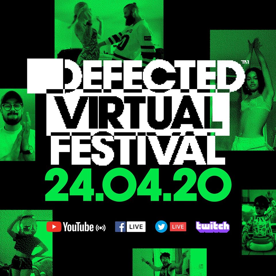 Download Defected Virtual Festival 4.0 - Simon Dunmore B2B The Dunmore Brothers now in high MP3 format