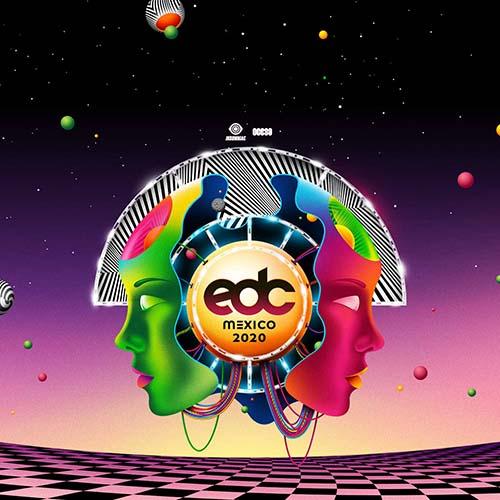 Lady Faith – Live @ EDC Mexico 2020 (Electric Daisy Carnival) – 28.02.2020