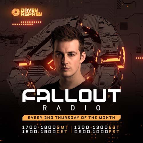 Download Davey Asprey - Fallout Radio Episodes