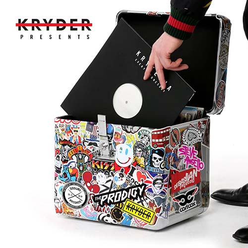 Kryder – Kryteria Radio 166 (Year Mix 2018)