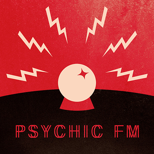 Treasure Fingers - Psychic FM