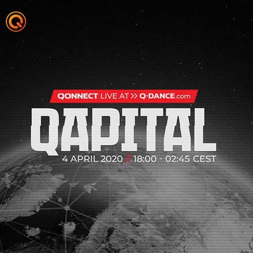 The Qreator – QONNECT x QAPITAL – The Ultimate QAPITAL Mix -04.04.2020
