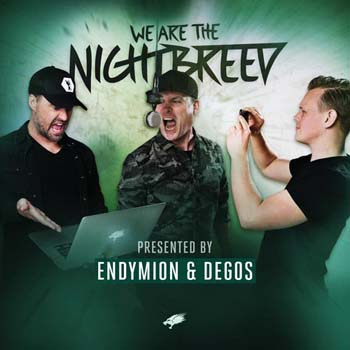 Download Endymion - We Are The Nightbreed 048 (Bass Chaserz) now in high MP3 format