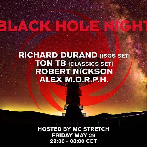 Black Hole Night