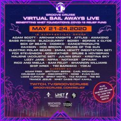 Groove Cruise Virtual Festival
