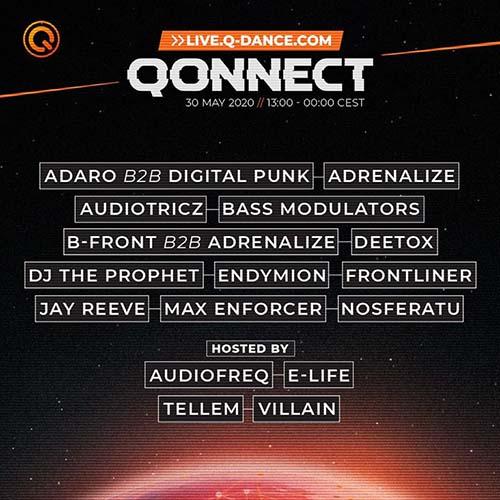 Audiotricz – QONNECT (30-05-2020)