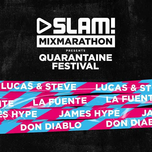 SLAM! Quarantine Festival