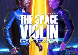 Andrea Casta - The Space Violin Radio Show