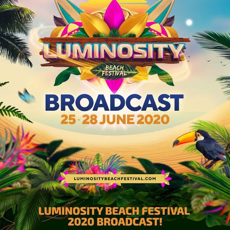 Sebastian Brandt (Producer set) Luminosity Beach Festival 2020 – Broadcast