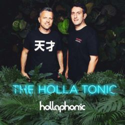 Hollaphonic - The Holla Tonic
