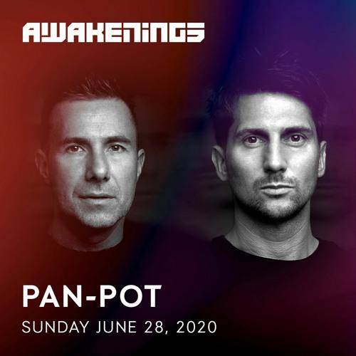 Pan-Pot – Awakenings Festival 2020 – Online weekender