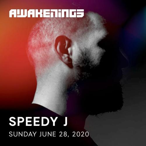 Speedy J - Awakenings Festival 2020