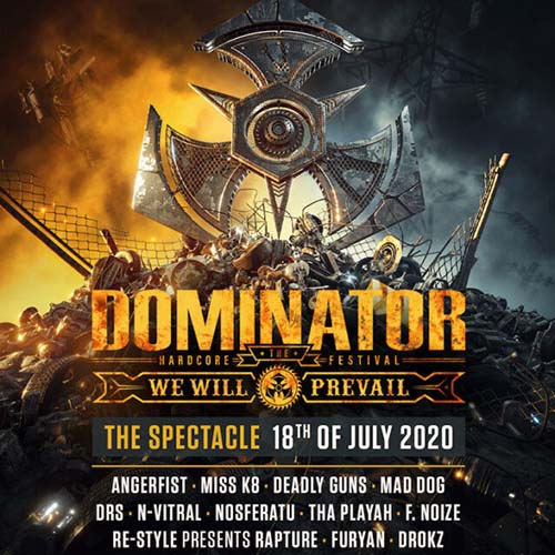 Dominator - We Will Prevail