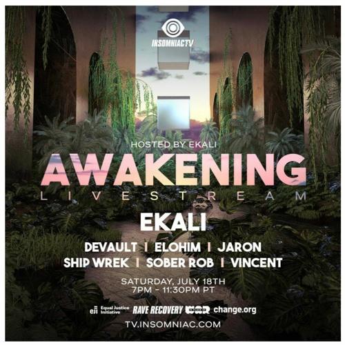 Ekali's Awakening