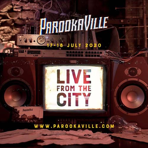 Parookaville - Live From The City