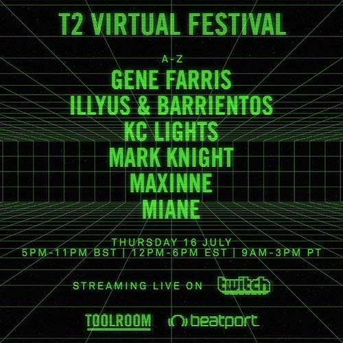 T2 Virtual Festival