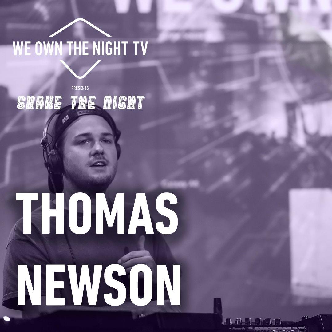 Thomas Newson - We Own The Night