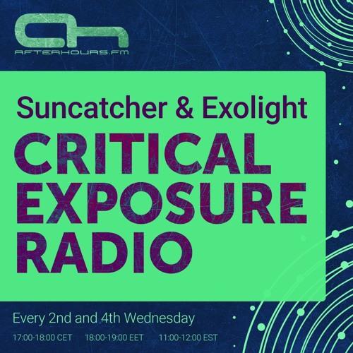 Suncatcher & Exolight – Critical Exposure Radio 095