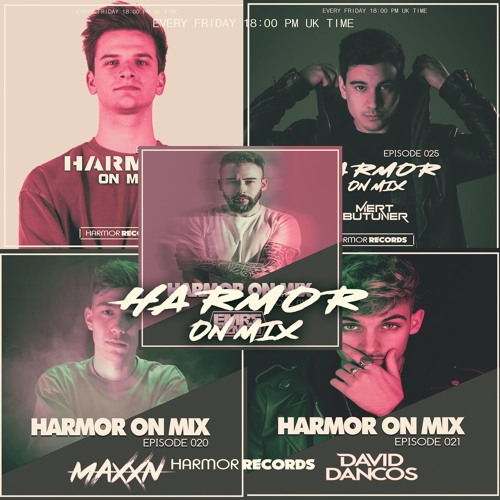 Harmor On Mix 127 – Meirlin