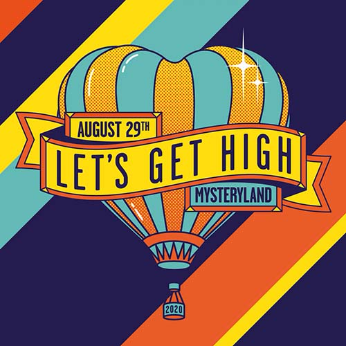 Honeysmack – Mysteryland 2020 Let's Get High